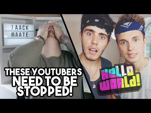 ARE YOUTUBERS EXPLOITING THEIR YOUNG FANS?