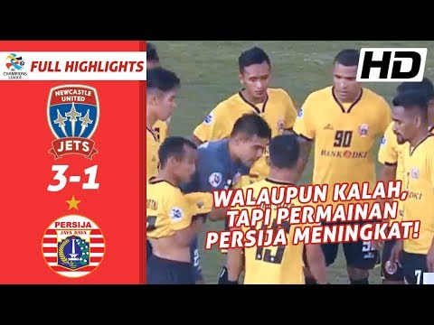 FULL HIGHLIGHTS! Newcastle Jets 3-1 Persija Jakarta - ACL 2019 Preliminary Round 2