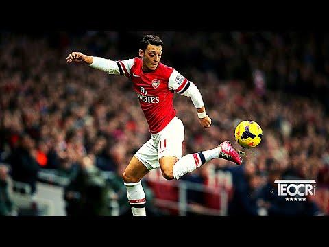 Quand le Football était trop Facile pour Mesut Ozil ...