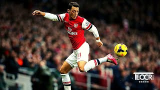 On this video you can see the pure talent of mesut ozil...one most criticized players decade and also one amazing to watch....
