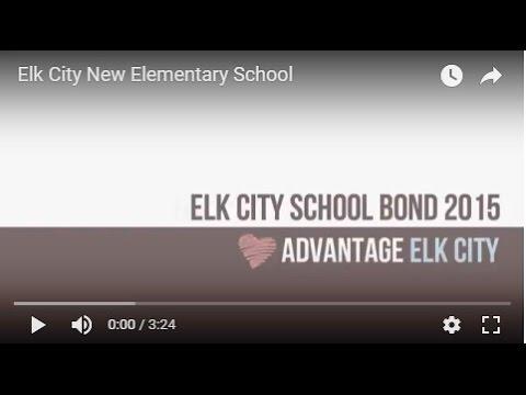Elk City Public Schools New Elementary
