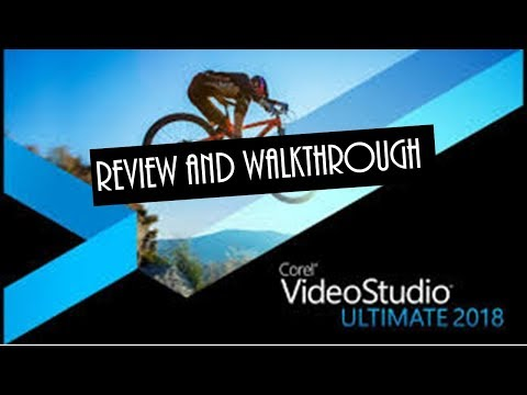 Corel Video Studio. A 2019 Review and Walk through.