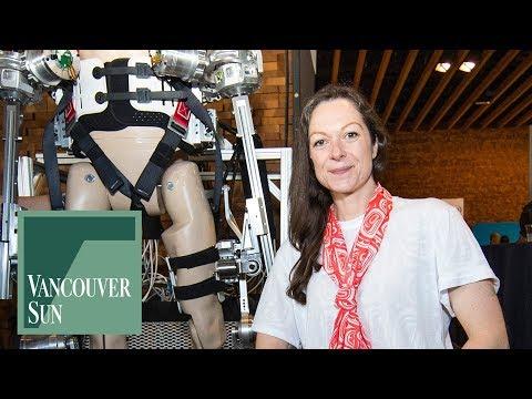 SFU demos robot with rehabilitation capabilities | Vancouver Sun