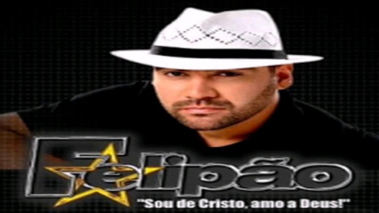 Felipão e banda cd ao vivo - forró Gospel