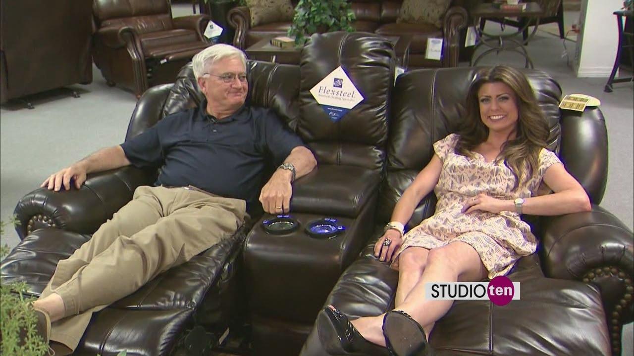 Studio 10: Power Recliner, Barrow Fine Furniture   YouTube