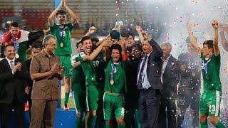 IR Iran vs Iraq (AFC U-16 Championship 2016: Final)