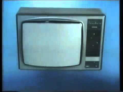İlk renkli tv reklamı Arçelik 😀😀