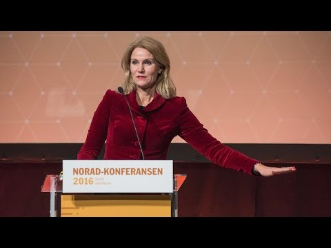 Helle Thorning-Schmidt, Chief Executive of Save the Children International