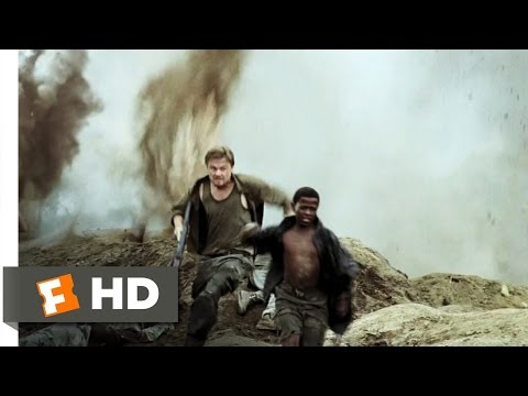 Blood Diamond (2/4) Movie CLIP - Rescuing Dia (2006) HD