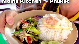 My Favourite Thai Food Delivery In Phuket Town - Moms Kitchen