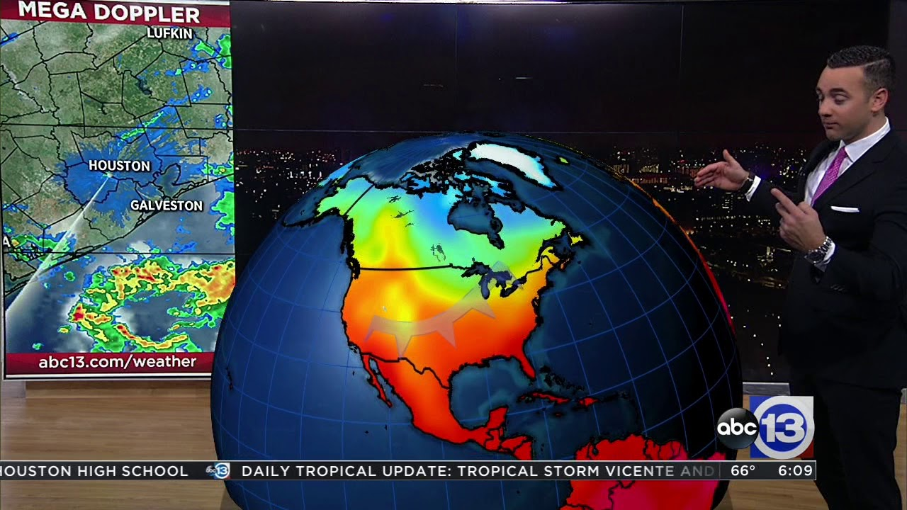 Collin Myers Houston Weather Abc Ktrk October 20th Augmented
