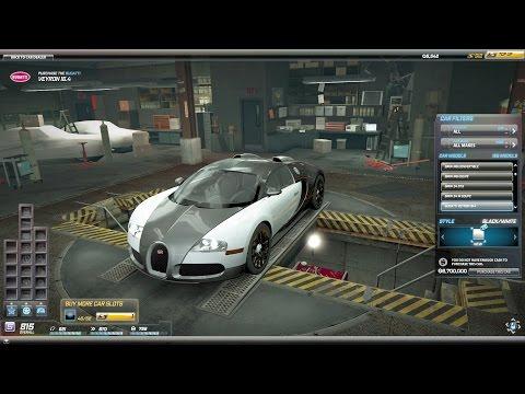 NFS World - All Cars (End Of The World Dealer)