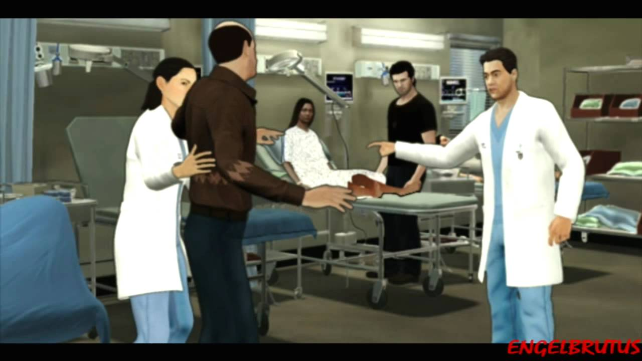 Grey's Anatomy PC Gameplay Episode 4 Act 4 Scene 1,2 and 3 ...