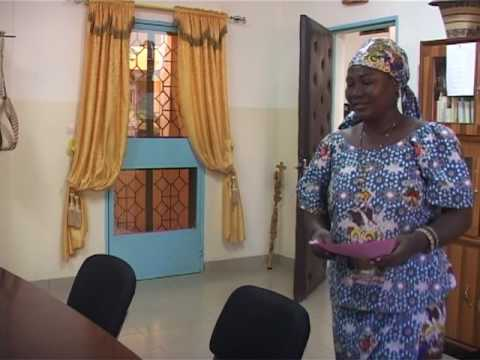 Ouverture religieuse Mohamed L  SAWADOGO Burkina faso