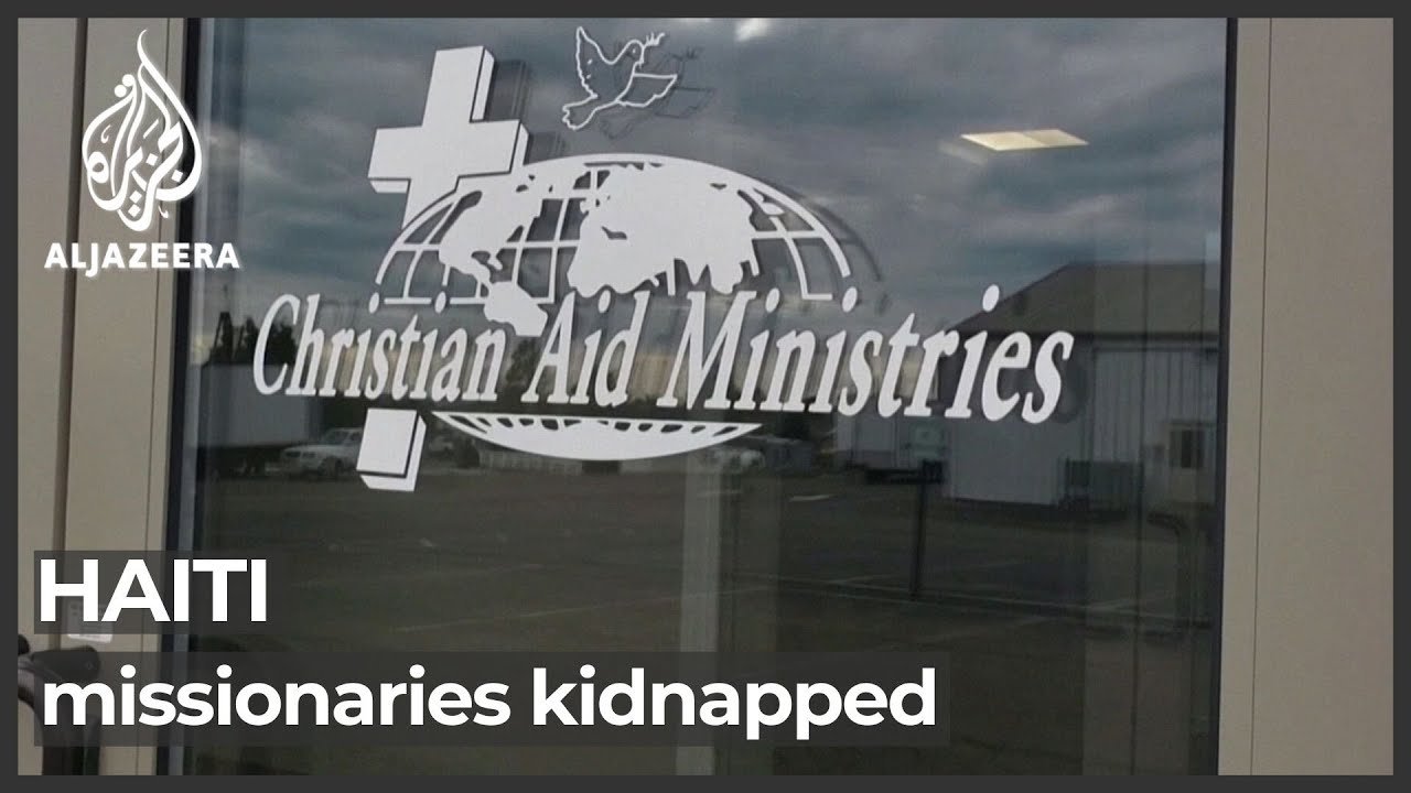 Haitian gang blamed for kidnapping U.S. and Canadian missionaries