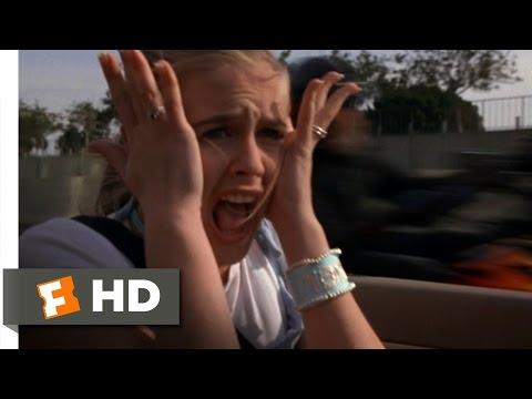 Freeway Freakout - Clueless (5/9) Movie CLIP (1995) HD