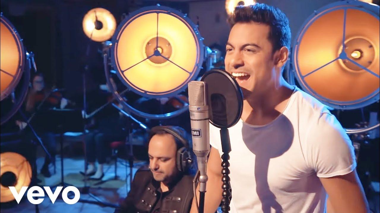 Carlos Rivera - Amo Mi Locura (En Vivo) (Sessions recorded at Abbey Road)