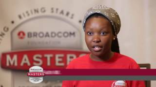 Broadcom MASTERS International 2016 Highlights