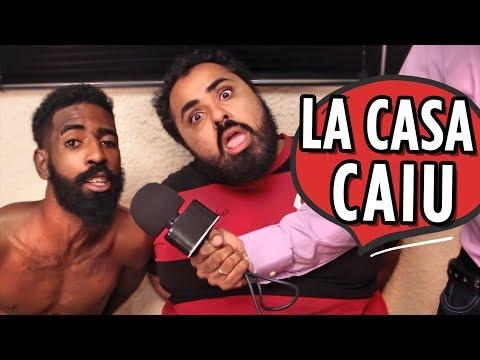 LA CASA CAIU