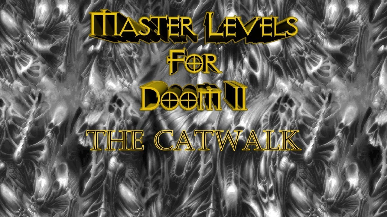 how to play doom 2 master levels