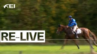 LIVE   Jumping 6 y.o. & 7 y.o.   FEI Eventing World Breeding Championship for Young Horses