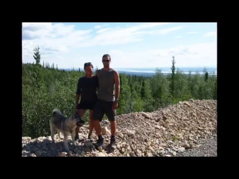 Expedition Source-to-Sea 2012 Stage 4: Mackenzie River, Part 1/2