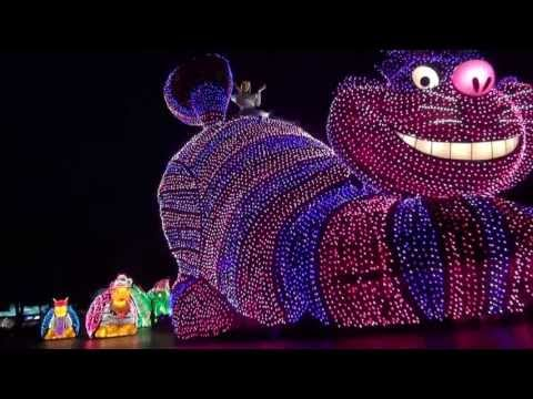 TOKYO DISNEYLAND ELECTRICAL PARADE DREAM LIGHT 2013