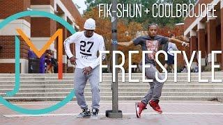 fik shun coolbrojoee freestyle jusmove winner