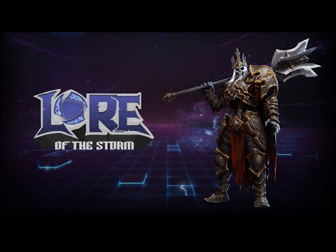Heroes of the Storm | Lore of the Storm | Leoric: The Skeleton King