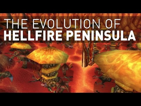 How Hellfire Peninsula EVOLVED Through Time