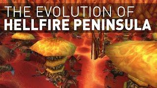 How Hellfire Peninsula EVOLVED Through Time