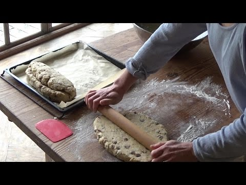 My Mum's Christmas Recipe For Stollen (Festive Fruit Loaf From Germany)