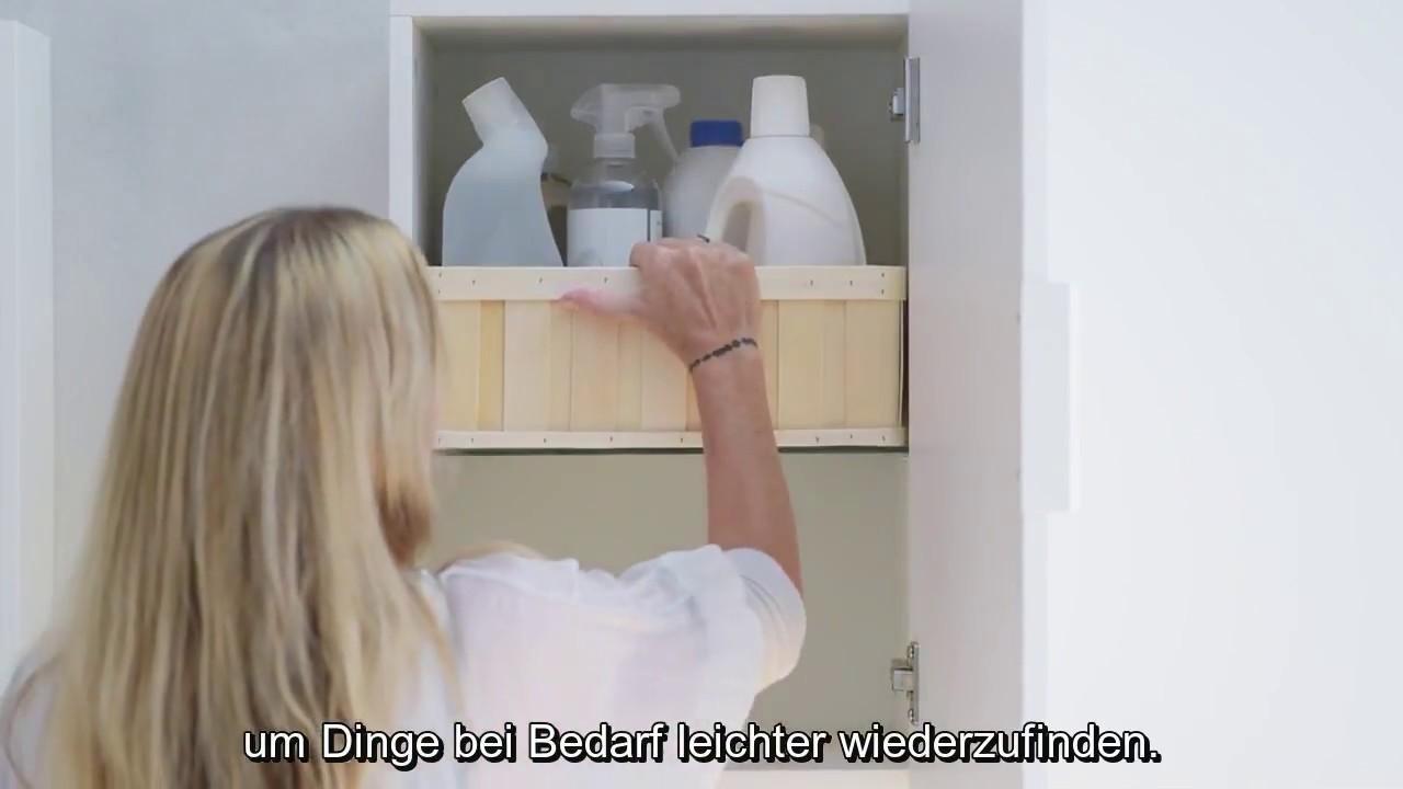 IKEA - Die Kunst der Organisation: Stauraum im Badezimmer