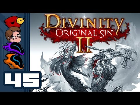 Let's Play Divinity: Original Sin 2 [Multiplayer] - Part 45 - The Nihilism Game