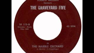 Graveyard Five - Marble Orchard