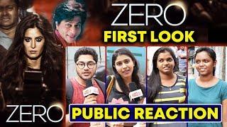 Baixar Katrina Kaif का ZERO LOOK   PUBLIC REACTION   Shahrukh Khan, Anushka Sharma