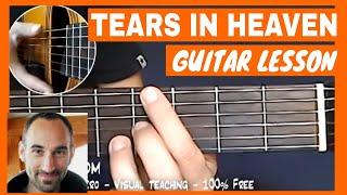 Eric Clapton - Tears In Heaven Guitar Tutorial