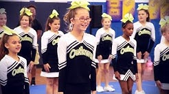 Pop Warner Cheer and Dance Jax Showcase Competition
