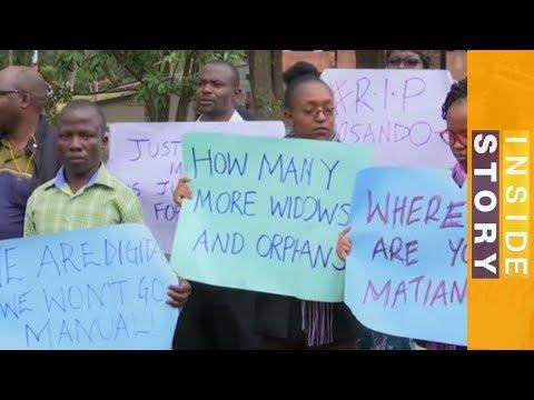 Inside Story - Could disputes over Kenya presidential vote trigger unrest?