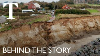 Britain's collapsing coastline | Behind The Story
