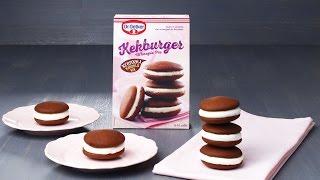 Kekburger - Dr. Oetker
