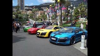 Comment Essayer : Voitures Luxe , et SuperCars , à Top Marques Monaco 2018 ?