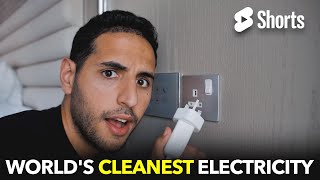 World's Cleanest Electricity