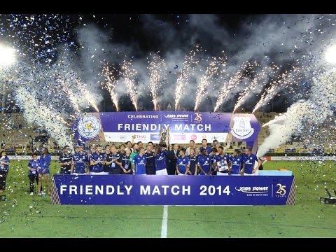 ข่าว 3 มิติ ช่อง 3 : Friendly Match Leicester City vs Everton
