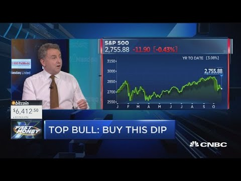 Stocks experiencing post traumatic volatility disorder, says top strategist