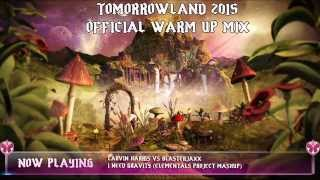 Tomorrowland 2015 Official Warm Up Festival Mix