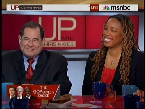 Nadler Joins Up with Chris Hayes