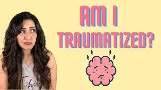 What is trauma and tips to help | Mental Health Over Coffee | Micheline Maalouf #trauma #PTSD #cptsd