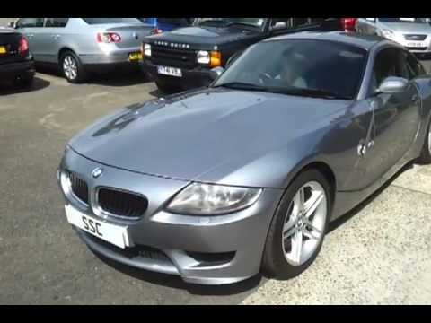 used bmw z4 m coupe 3 2 2 dr petrol for sale at simon shield cars youtube. Black Bedroom Furniture Sets. Home Design Ideas