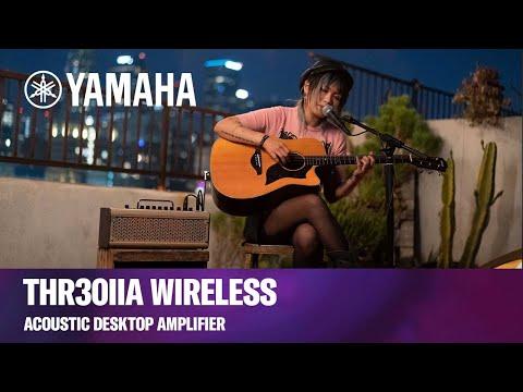 Yamaha THR30IIA Wireless Desktop Amplifier   Yvette Young